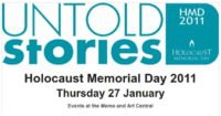 Holocaust Memorial Day 2011