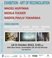 Exhibition and Conference ART OF RECONCILIATION