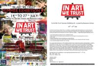 In art we trust, London