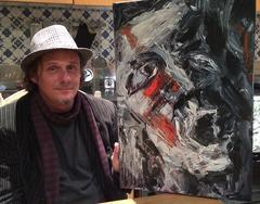 Maciej Hoffman at Silent Auction