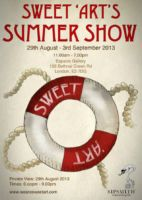 Sweet Art Summer Show, London